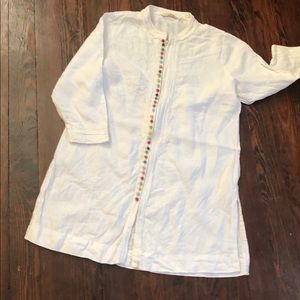 Tops - 👚3 for $15 EUC Linen Tunic by Soft Surroundings